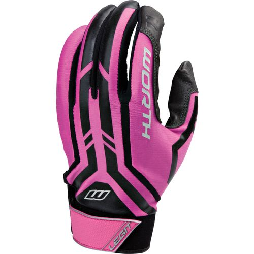 Worth Adults' Legit Slow-Pitch Batting Gloves