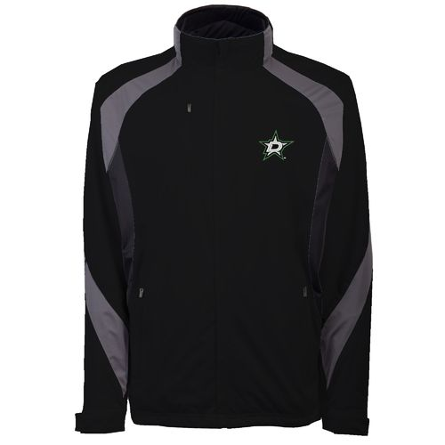 Antigua Men's Dallas Stars Tempest Full Zip Jacket