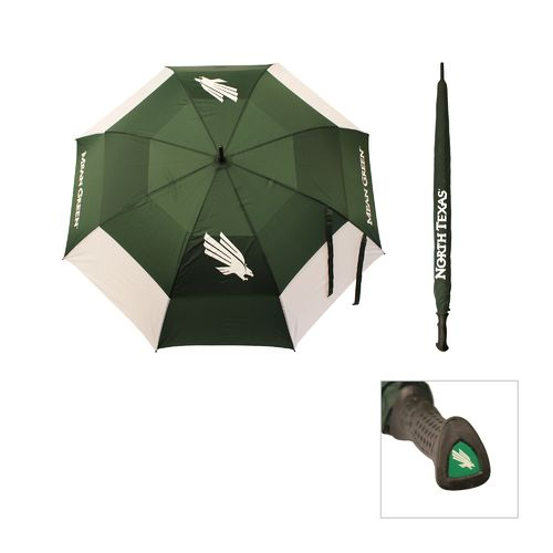 Team Golf Adults' University of North Texas Umbrella