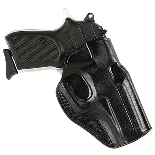 Galco Stinger Kel-Tec PF9 with CTC Laser Belt Holster