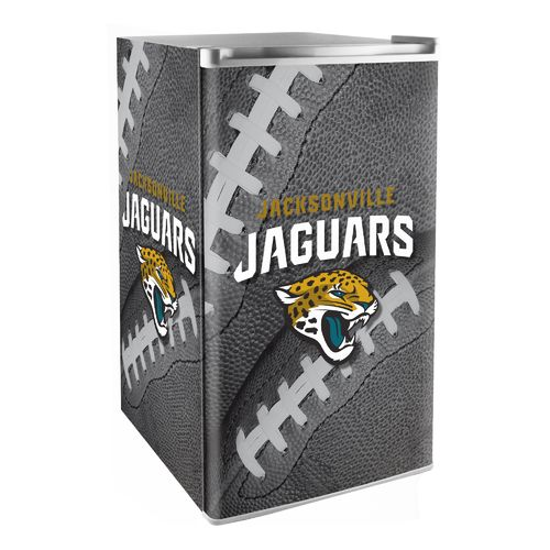 Boelter Brands Jacksonville Jaguars 3.2 cu. ft. Countertop Height Refrigerator