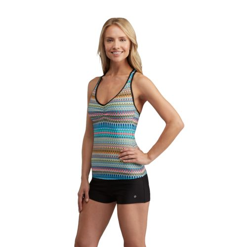 N by Next Women's Step Up Tankini Swim Top