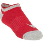 Nike Boys' Graphic Cotton Cushion Low-Cut Socks 3-Pair