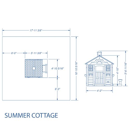 Backyard Discovery™ Summer Cottage Playhouse - view number 6