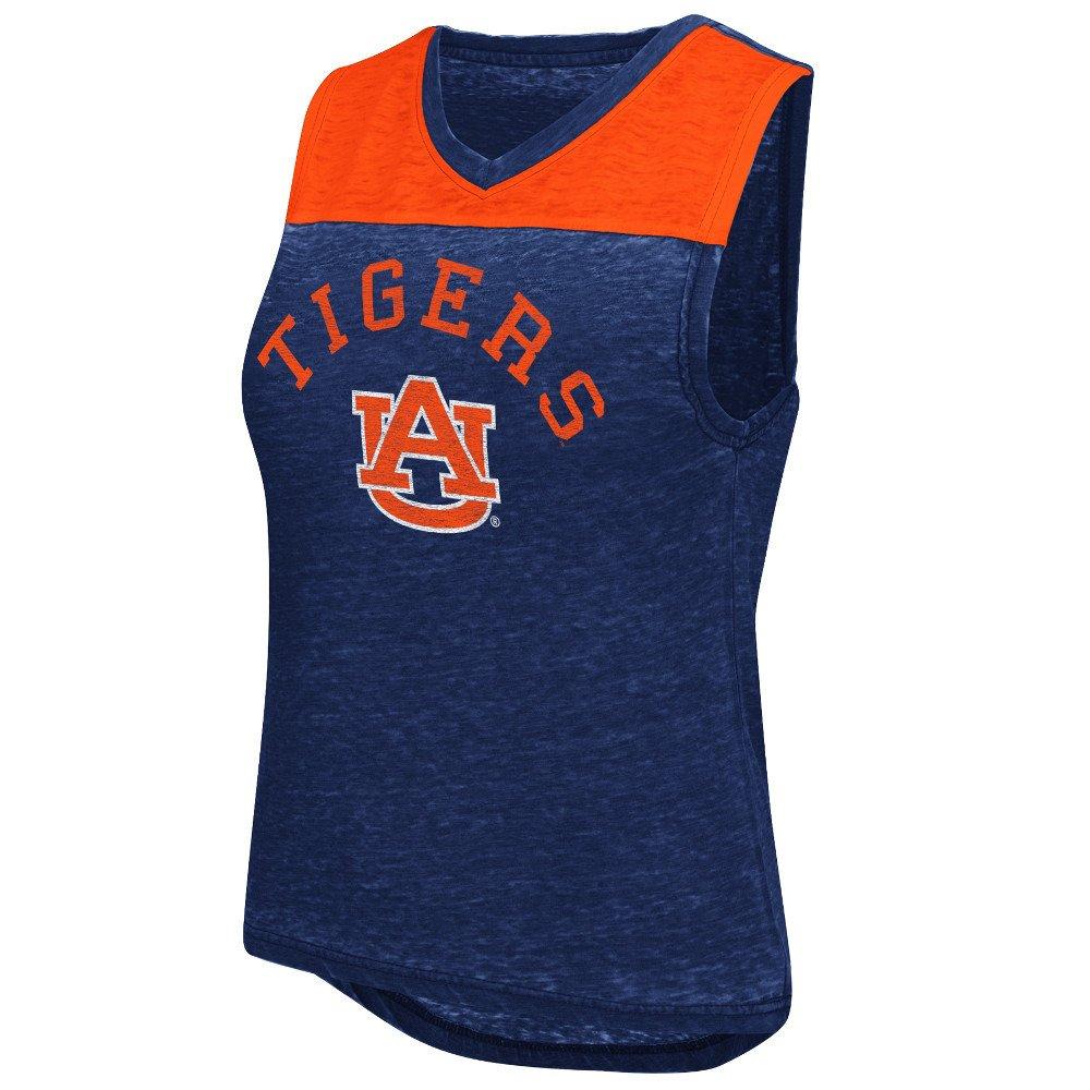 Colosseum Athletics Women's Auburn University Kiss Cam Tank Top