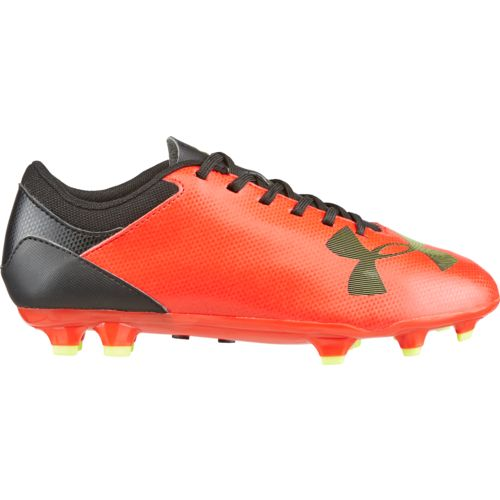 Under Armour Boys' Soccer Spotlight DL FG Cleats