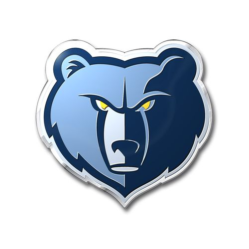 Team ProMark Memphis Grizzlies Color Emblem