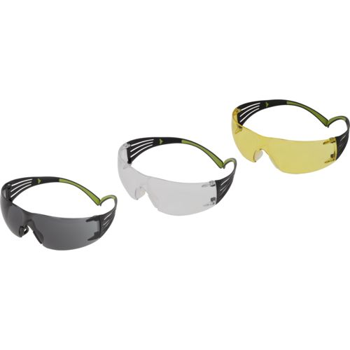 Peltor™ Sport Secure Fit Safety Glasses 3-Pack