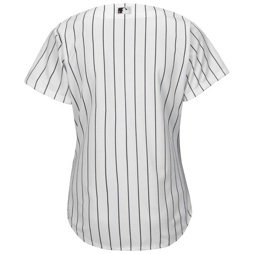 Majestic Women's Chicago White Sox Cool Base Replica Home Jersey - view number 2