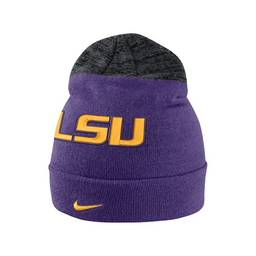 Nike™ Men's Louisiana State University Sideline Knit Cap