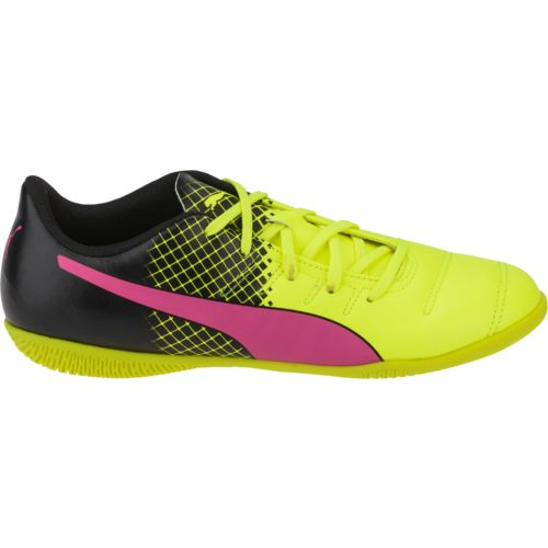 PUMA Kids' evoPOWER 4.3 Tricks IT JR Soccer Cleats