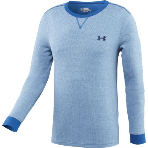Under Armour® Men's Waffle Crew T-shirt