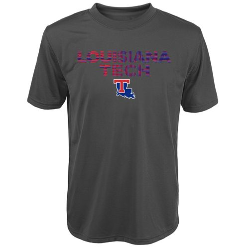 Gen2 Kids' Louisiana Tech University In Motion Clima Triblend T-shirt