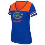 Colosseum Athletics™ Women's University of Florida Rhinestone Short Sleeve T-shirt