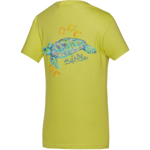 Salt Life Juniors' Crush Art T-shirt