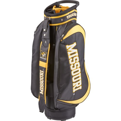 Team Golf University of Missouri Medalist 14-Way Cart Golf Bag