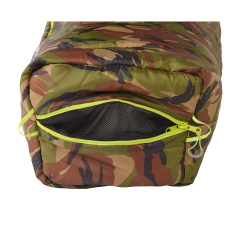 Magellan Outdoors Camouflage Mummy Sleeping Bag - view number 5