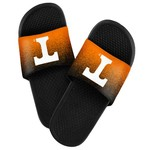 Forever Collectibles™ Men's University of Tennessee Textured Sport Slides