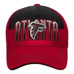 NFL Young Men's Atlanta Falcons DNA Helix Flex Cap
