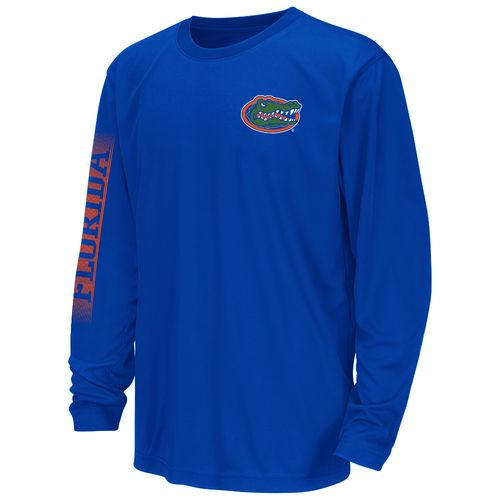 Colosseum Athletics™ Juniors' University of Florida Long Sleeve T-shirt