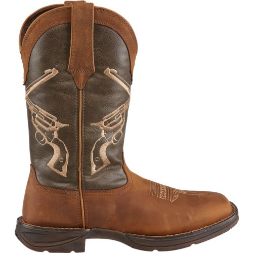 Display product reviews for Durango Men's Rebel Crossed Guns Western Boots