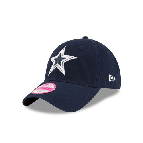 New Era Women's Dallas Cowboys Glisten Hat