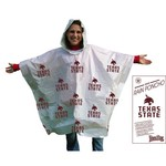 Storm Duds Adults' Texas State University Lightweight Stadium Rain Poncho - view number 1