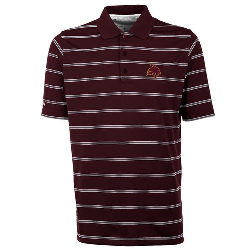 Antigua Men's Texas State University Deluxe Polo Shirt free shipping