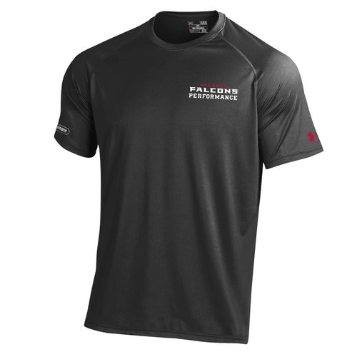 Under Armour™ NFL Combine Authentic Men's Atlanta Falcons Core Tech T-shirt