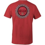 Image One Women's University of Louisiana at Lafayette Color Me Comfort Color T-shirt