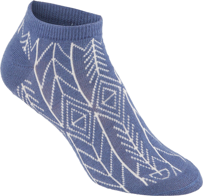 BCG™ Women's No-Show Socks 6 Pairs