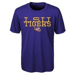 Gen2 Toddlers' Louisiana State University Overlap T-shirt