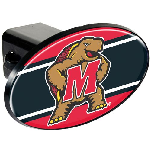 Great American Products University of Maryland Trailer Hitch Cover
