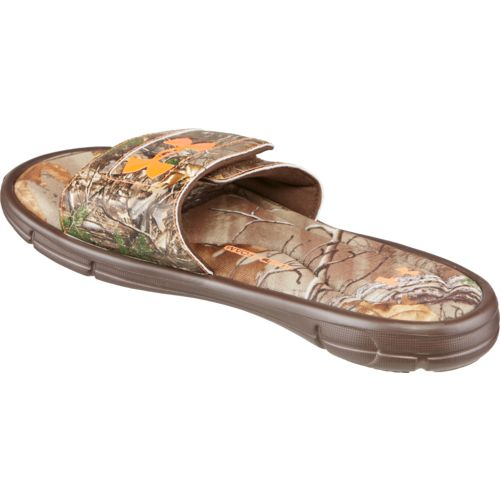 Under Armour Men's Ignite Camo V Sports Slides - view number 3