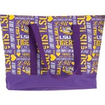 Forever Collectibles™ Women's Louisiana State University Tote Bag