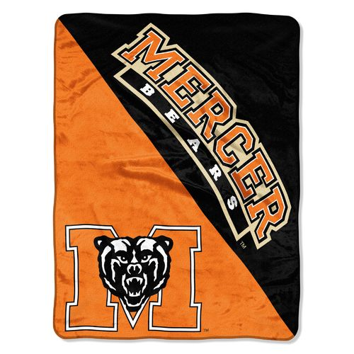 The Northwest Company Mercer University Halftone Micro Raschel Throw