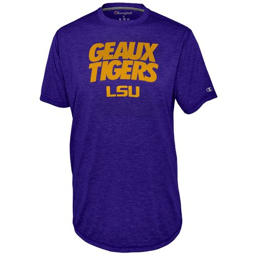 Champion™ Men's Louisiana State University Touchback T-shirt