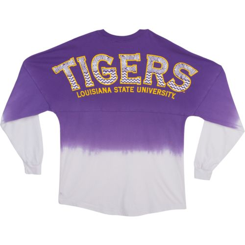 NCAA Women's Louisiana State University Ombré Tribal Football