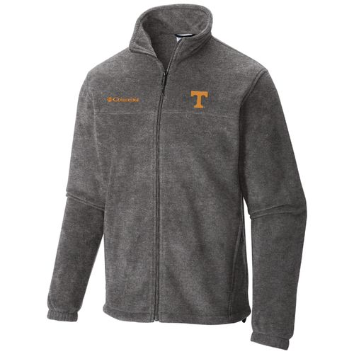 Columbia Sportswear Men's University of Tennessee Flanker™ II Full Zip Fleece Jacket
