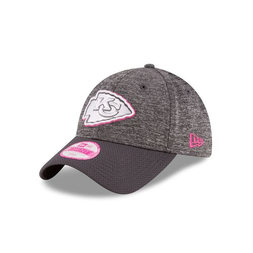 New Era Men's Kansas City Chiefs 9TWENTY® Breast Cancer Awareness Cap