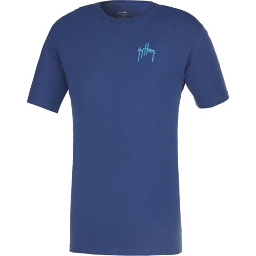 Guy Harvey Men's Scratchy T-shirt - view number 2