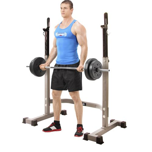 Body Champ Olympic Squat Rack