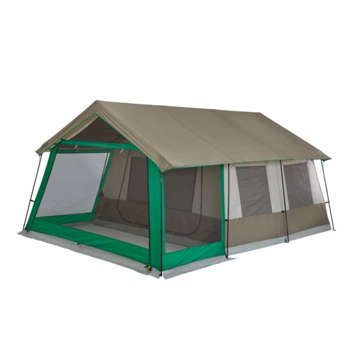 Display product reviews for Magellan Outdoors Lakewood Lodge 10-Person Cabin Tent