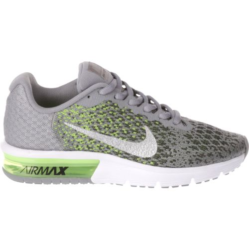 Display product reviews for Nike Boys' Air Max Sequent 2 Running Shoes