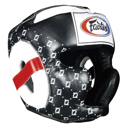 Fairtex Adults' Super Sparring Head Guard