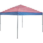 Academy Sports + Outdoors 10 ft x 10 ft Straight-Leg Canopy - view number 1