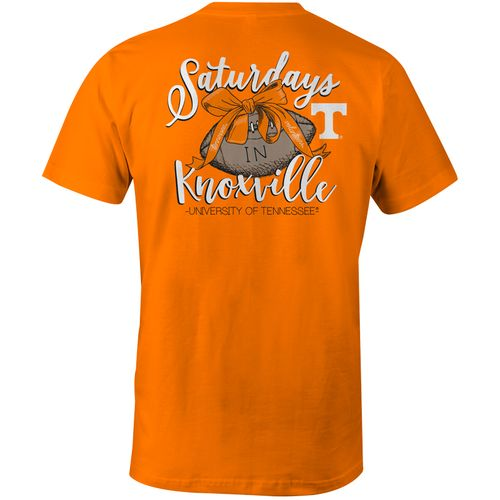 image one women 39 s university of tennessee laces and bows