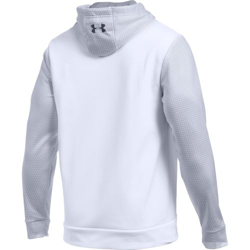Under Armour Men's Storm Armour Fleece Icon Gameday Hoodie - view number 2