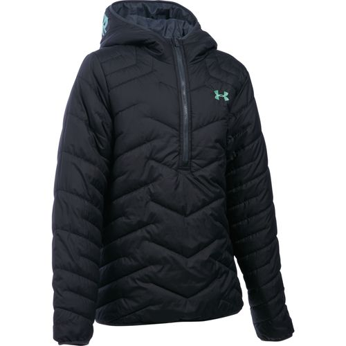 Under Armour Girls' ColdGear Reactor Anorak Jacket