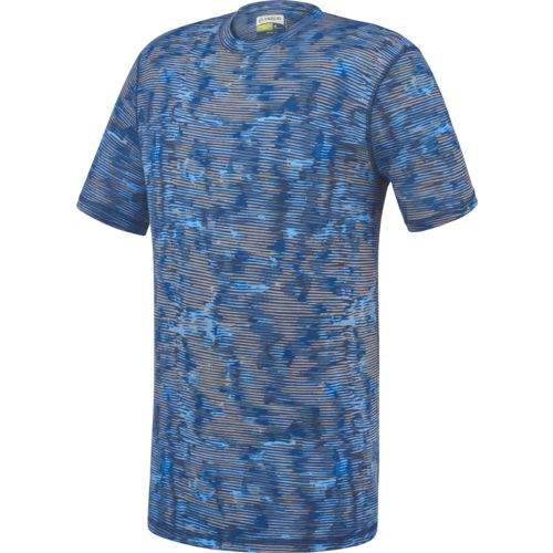 Magellan Outdoors Men's Capstone Printed Crew Top
